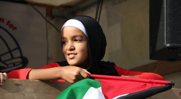 Aufruf zur Demonstration am Qudstag 2011