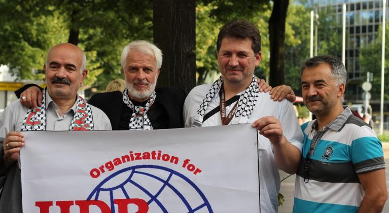 Veranstaltung zum Qudstag – Duisburg 2011