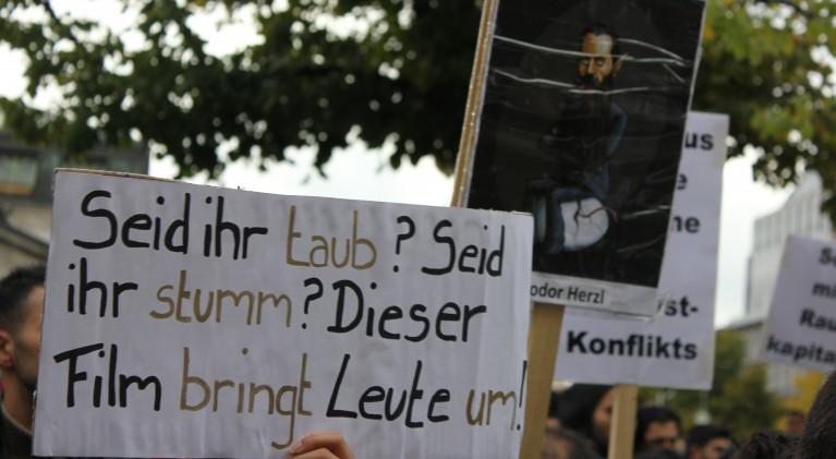 Aufruf zur Kundgebung am 06.10.2012 in Berlin