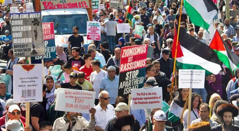 Qudstag Berlin 2019 – Impressionen