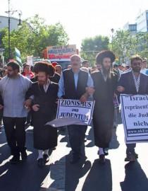 ...gegen Zionismus!