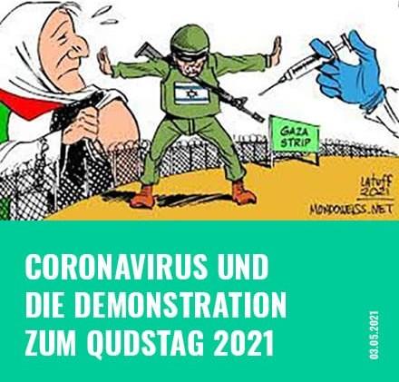 Demonstration zum Qudstag 2021