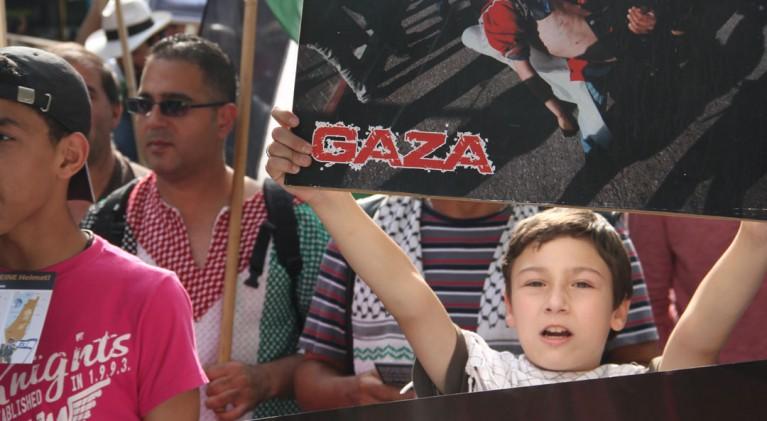 Quds Demo Berlin 2012