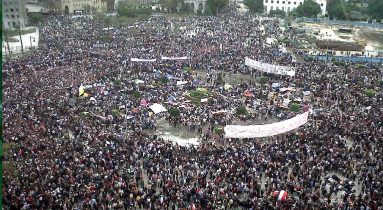 Ägypten im Juli 2013