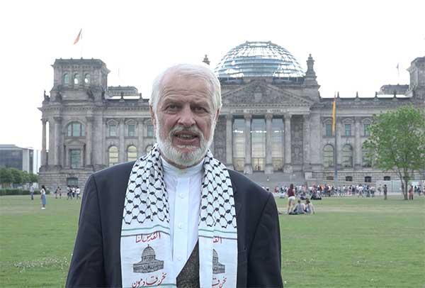 Videoaufruf der Quds-AG zum internationalen Qudstag 2018