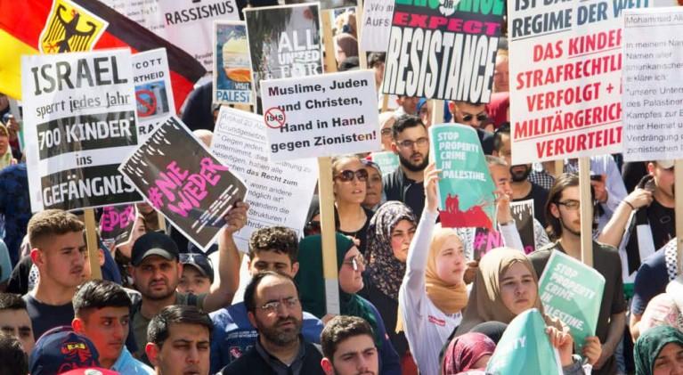 Qudstag Berlin 2019 | Video – Gegen Unterdrückung und für Menschlichkeit!